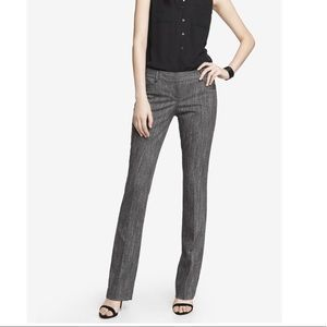 Express Barely Boot Columnist Studio Stretch Pants